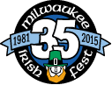 Milwaukee Irish Fest 35th Anniversary